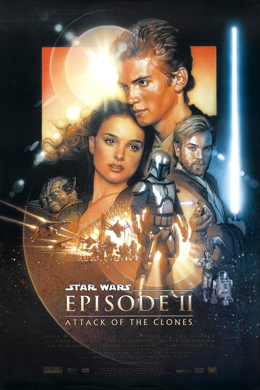 Star Wars - Episode II Attack of the Clones - Props Dresser
