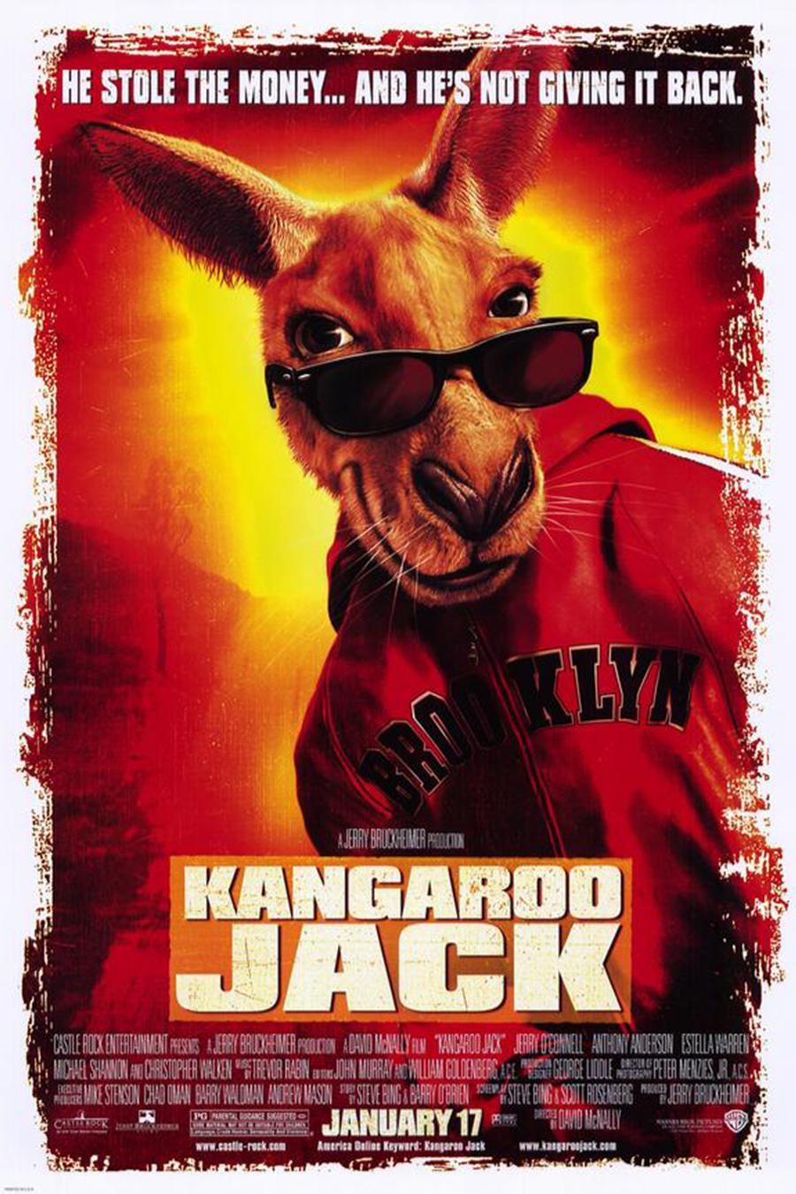 Kangaroo Jack - Props Master