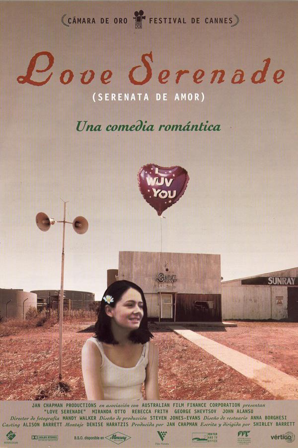 Love Serenade - Art department Runner
