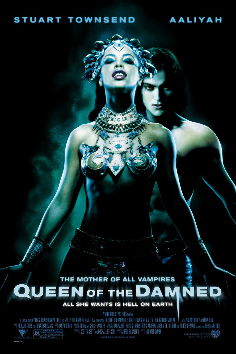 Queen of the Damned - Props Master