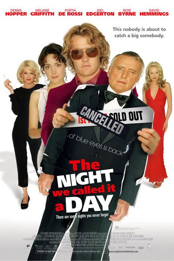 The Night we called it a Day - Props Master